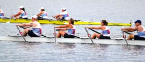 Winnipeg Rowing Club at NWIRA Regatta