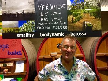 Ever heard of Verjuice? Sort of like vinegar...
