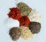 Cajun spice components