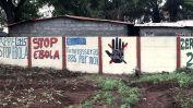 Ebola messaging everywhere