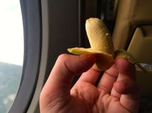 Smallest. Banana. Ever.