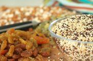 The star of the show - Quinoa