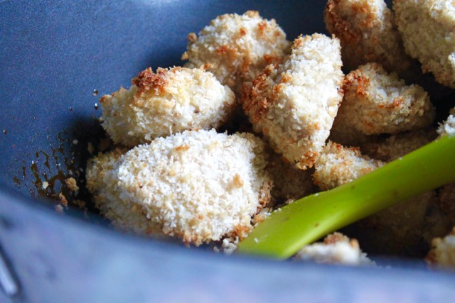 Chicken nuggets - à la Claude style